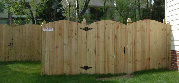 Residential Fencing by Fencing Unlimited Inc.