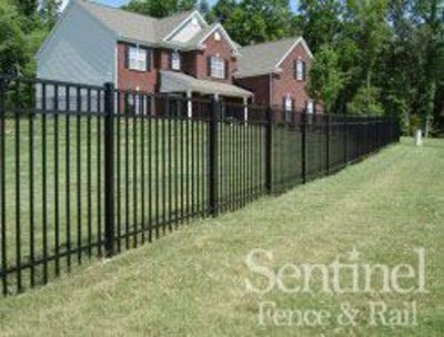 Aluminum Fencing In Richmond Fencing Unlimited