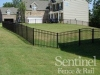 Aluminum fence company Chesterfield