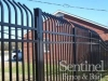 Aluminum fence by Fencing Unlimited