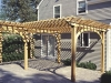 pergola installation Richmond