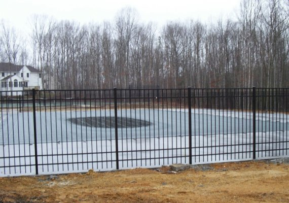 Commercial Fencing In Richmond Fencing Unlimited
