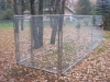 Dog kennel by Fencing Unlimited
