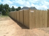 Privacy fence by Fencing Unlimited