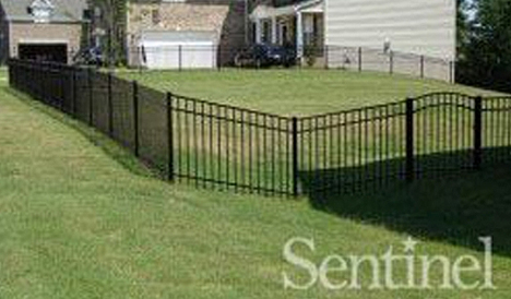 Aluminum Fencing from Fencing Unlimited Inc.